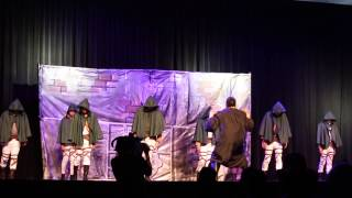 AX 2014 - Survey Corps Masquerade Halftime Part 1