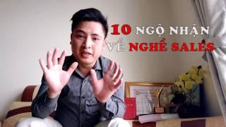 10 ngộ nhận về nghề Sales - nhân viên kinh doanh