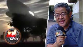 Penampakan Mirip UFO di Malaysia - Hot Shot 16 September 2016