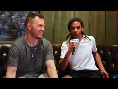 EDC 2016 Chris Lake Interview