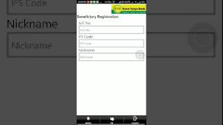 Kvb adding payee account in kvb app