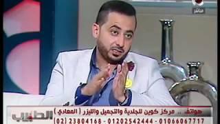 الدكتور محمد الغندور يأكل حلويات علي الهواء ويرفع شعار رجيم بدون حرمان ...