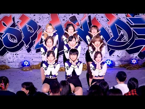 160717 Last KISS cover TWICE - CHEER UP @ Esplanade Cover Dance#3 (Audition)