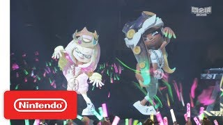 Splatoon 2 - Off the Hook Live Concert at Tokaigi 2019 - Nintendo Switch