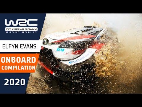 ONBOARD compilation - WRC 2020: Elfyn Evans
