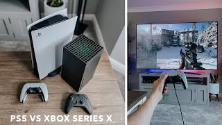 PlayStation 5 vs Xbox Series X: Which is better?