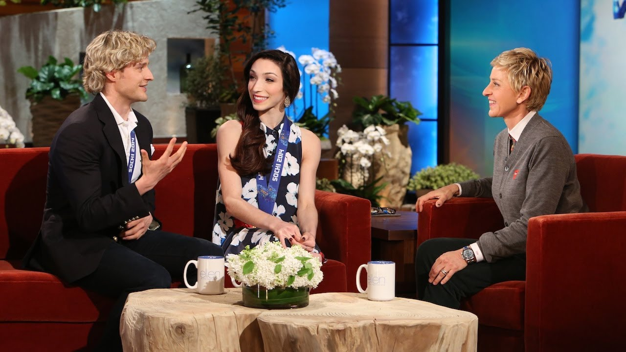 Dancing With The Stars Are Meryl Davis Charlie White: Meryl Davis And Charlie White Talk 'Dancing With The Stars