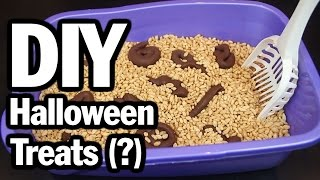 DIY Halloween PIN-SPLOSION, CORINNE VS COOKING #1