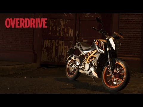 KTM 390 Duke India road test summary
