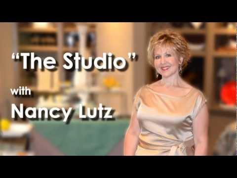 """The Studio"" with Nancy Lutz - Artisan - Fall/Winter 2012"