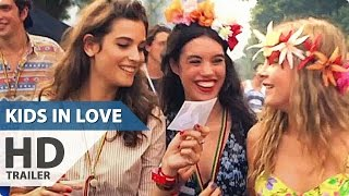 KIDS IN LOVE Trailer (Cara Delev HD