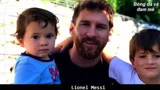 Dam Me Bong Da Trận Đấu Hiếm Hoi Lionel Messi Và Ronaldinho So Tài Sút Phạt - Quá Tuyệt Vời!!!