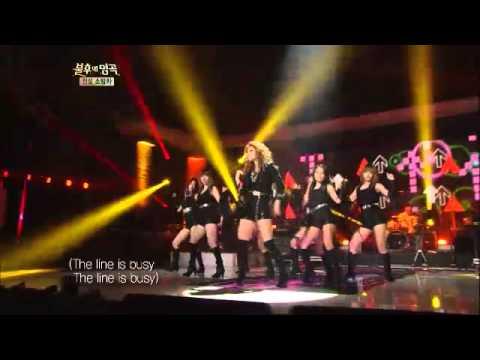 [HIT] 불후의명곡2-에일리(Ailee) - 통화중.20120602