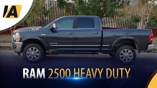 ⏩ RAM 2500 HD - Trailer disfrazado de civil - Walk Around