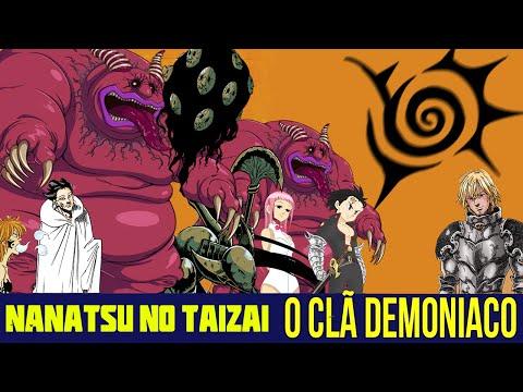 Nanatsu No Taizai (Os Sete Pecados Capitais) O Clã dos Demônios