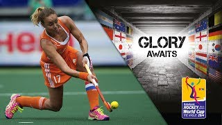 Australia vs Netherlands - Women 14 June 2014