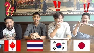 Guessing Thai's English Accent!