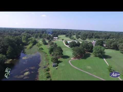 Lakewood Golf and Country Club Aerial View Demo