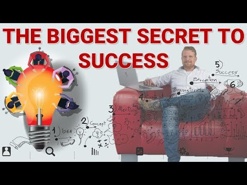 The Biggest Secret To Success