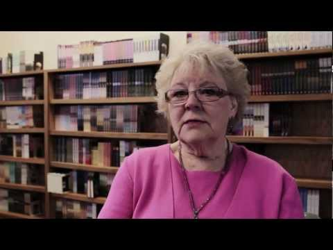 Interview with Lauraine Snelling - YouTube