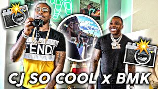 CJ SO COOL & BANDMAN KEVO CONNECT FOR THE FIRST TIME!