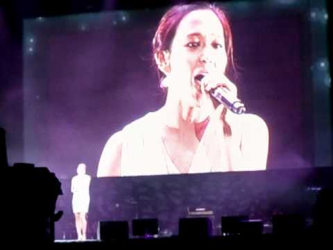[Fan Cam] SMTOWN 2010 LA CSJH Dana - Out of sight Out of mind