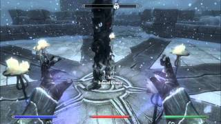 Skyrim: How to get the Master Conjuration Spells