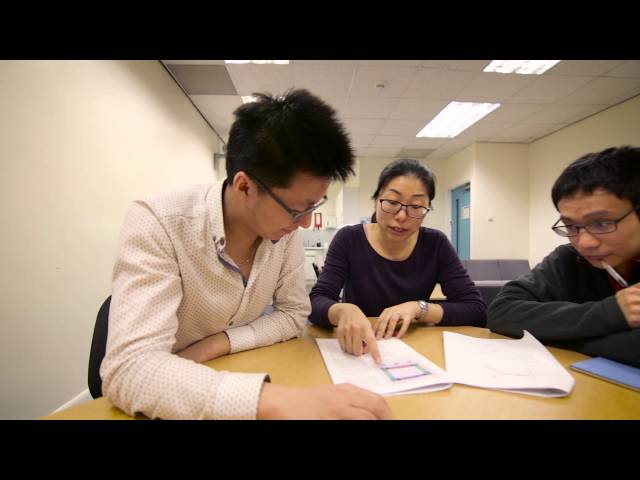 Women in Engineering - Dr. Xiaoli Chu