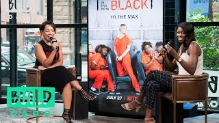 "Selenis Levya Chats ""Orange Is The New Black"""