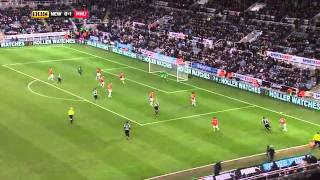 Manchester United vs Newcastle United 1-0 All Goals Highlights Interviews (English Commentary)