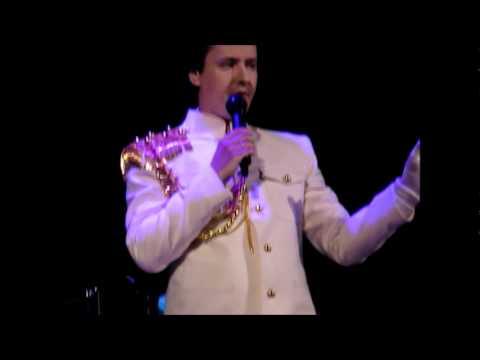 Витас - Криком журавлиным.Театр Золотое кольцо,30.05.2012