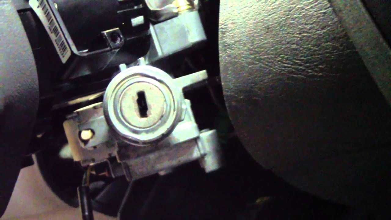 2005 Saturn Ion Ignition Cylinder Removal Youtube