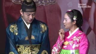 김태희 '장옥정, 사랑에 살다' 제작발표회 Kim Tae-hee Drama Production Presentation