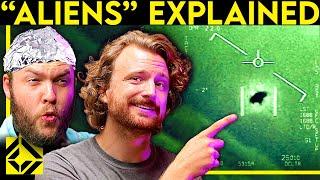 VFX Artists DEBUNK Pentagon UFO Videos