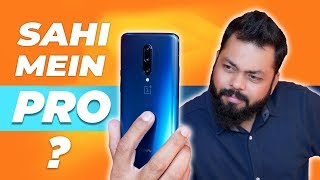 OnePlus 7 Pro Full Review After 21 Days Usage ⚡ Camera, Display, Network, Performance (Hindi)