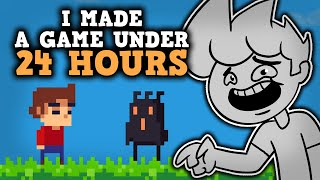 I made a game under 24 Hours!