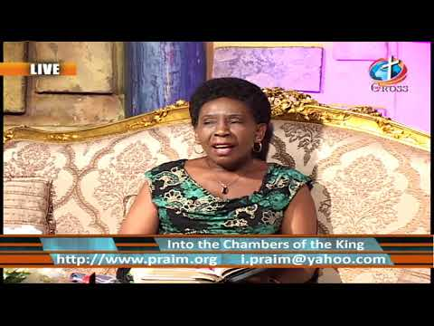 Apostle Purity Munyi Into The Chambers Of The King 08-28-2020