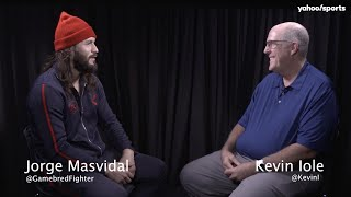 Jorge Masvidal on possible McGregor matchup and his invite to the White House
