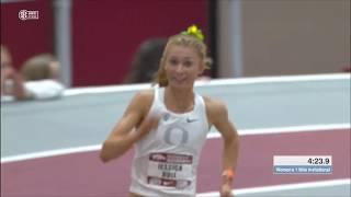 Jessica Hull - 1 Mile - 2019 Razorback Invitational