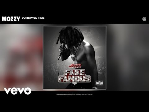 Mozzy - Borrowed Time (Audio)