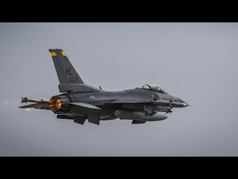 The Lockheed Martin F-16V (The Most Advanced F-16 Ever) Could Be Headed to Europe