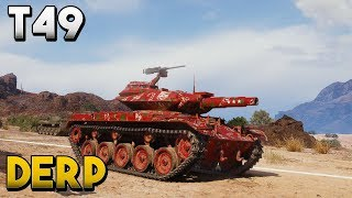 T49: Dirty Clickers - World of Tanks