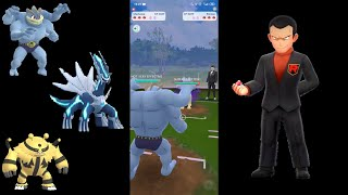 Giovanni (Persian, Nidoking, Suicune) Counters [Team GO Rocket] - Pokémon GO