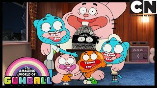 Gumball | If You're Going To Do Something Wrong, Do It Right | The Nuisance | Cartoon Network