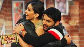 Comedy Nights with Kapil | Ranbir Kapoor & Deepika Padukone's Tamasha with Kapil Sharma