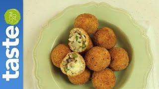 How to make arancini