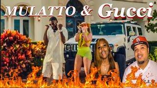 Mulatto - Muwop (official video) ft. Gucci Mane (Reaction)