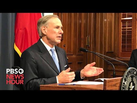 WATCH: Texas Governor Greg Abbott gives coronavirus update -- April 17, 2020
