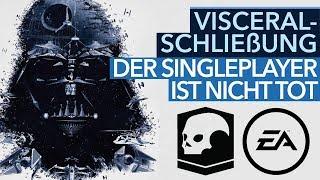 EA schließt Visceral Games - Von wegen »Singleplayer ist tot«! - Talk