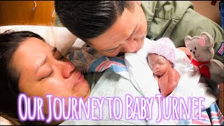 Emotional Premature Birth at 21 Weeks (Incompetent Cervix) - Rest in Peace Baby Jurnee